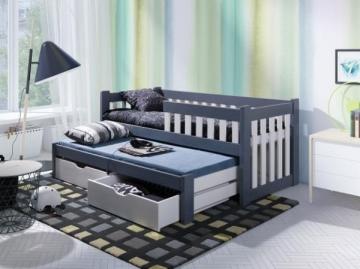 Vaikiška dvivietė lova FILIP II Vaikiškos lovos