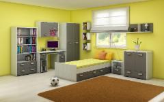 Jaunuolio komplektas KITTY 2 The young mans furniture sets