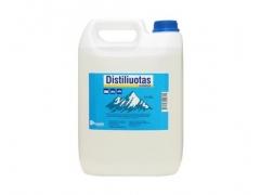 Distiliuotas vanduo 220 lit Speciālas tīrīšanas līdzekļi