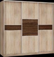 Cupboard Puerto 220D Bedroom cabinets