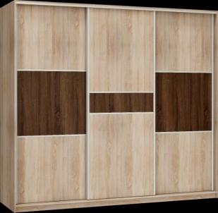 Spinta Rico 240D Спальня Шкафы