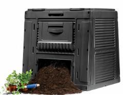 DĖŽĖ komposto E-Composter Without Base 470L 3253929000164 Plastikinės sodo tvorelės, borteliai, tinkleliai