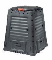 DĖŽĖ komposto Mega Composter Withour Base 650 L 3253929000157 Plastikinės sodo tvorelės, borteliai, tinkleliai