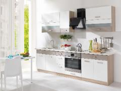 Kitchen set Global A be stalviršio Kitchen furniture sets