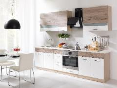 Kitchen set Econo A be stalviršio Kitchen furniture sets