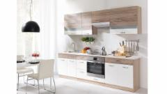 Kitchen set Econo A plus be stalviršio Kitchen furniture sets