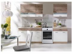 Kitchen set Econo B be stalviršio Kitchen furniture sets