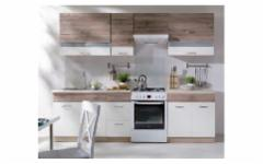 Kitchen set Econo B plus be stalviršio Kitchen furniture sets