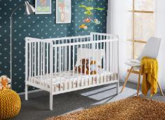 Vaikiška lovytė Cypi II be čiužinio Vaikiškos lovos