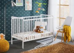 Vaikiška lovytė Cypi II su čiužiniu Vaikiškos lovos
