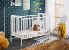 Vaikiška lovytė Ala II su čiužiniu Vaikiškos lovos