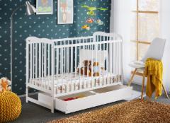 Vaikiška lovytė Ala II Plus be čiužinio Bērnu gultas