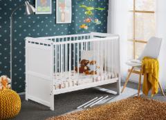 Vaikiška lovytė Tymek su čiužiniu Bērnu gultas