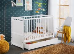 Vaikiška lovytė Tymek Plus su čiužiniu Bērnu gultas