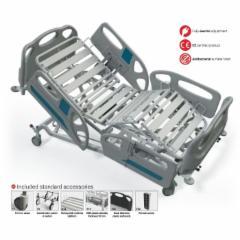 Elektrinė funkcinė lova su Trendelenburgo funkcija FBET-P Procedūra gultām