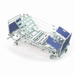 Plaunama funkcinė ligoninės lova FBET-W Procedūra gultām