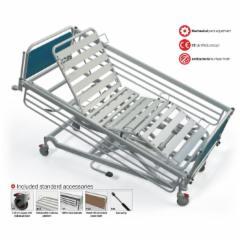 Hidraulinė funkcinė lova su Trendelenburgo funkcija FBHT Procedūra gultām