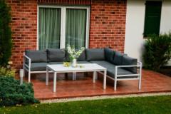 Lauko baldų komplektas ALLUMINIO GRANDE Lauko baldų komplektai