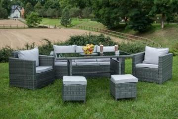 Lauko baldų komplektas CALMO GRANDE Outdoor furniture sets