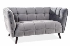 Sofa Castello 2 aksomas Sofas, sofa-beds