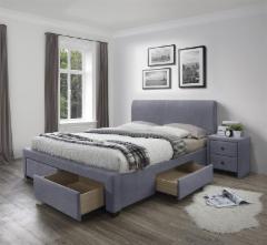 Miegamojo lova Modena 3 160 Спальни кровати
