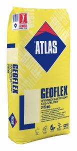Klijai plytelių ATLAS GEOFLEX 25 kg, Flīžu līme