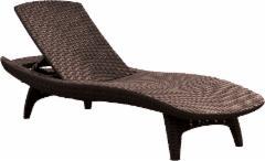 Gultas lauko PACIFIC viskio ruda Outdoor lounge chairs