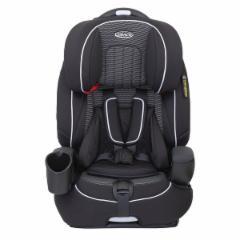 Automobilinė kėdutė GRACO Nautilus 9-36 kg (BLACK) Automobilinės kėdutės