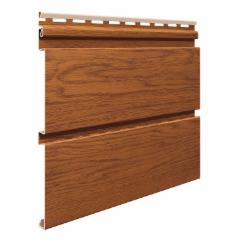 Dailylentė-pakalimas SOFITAS SV09-2,70M SU VENT VOX AUKSINIS ĄŽUOLAS Siding (vinyl, fiberboard, wood)