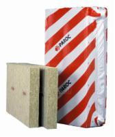 Stone wool insulation PAROC Linio 10 rendered facade slab ( non-combustible stone wool insulation) 180x1200x600 Tinkuojamų fasadų plokštė Facade insulation rock wool rendered