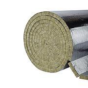Akmens vata Paroc LAMELA MAT ALU 80x1000x3000 Technical insulation rock wool