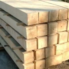 Lumber 45x95mm 3-6 m, spygliuotis, džiovintas, obliuotas