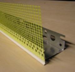 Nuolaša cokoliniam profiliui 640+ 2,5m Profiles (plastering, plastering, plaster board)