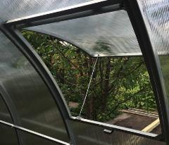 Stoglangis šiltnamiui BaBa, (be automatikos) Greenhouses