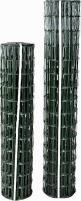 Tinklas virintas 2,1x100x75 H-1,2 m (25 m,30 kv/m) Tvoros tinklai suvirinti plastifikuoti
