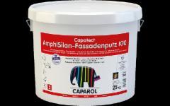 Silikoninis tinkas Caparol AmphiSilan Fassadenputze K10 WEISS WORLD 25KG Weis 25 kg Decorative renders/plasters
