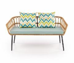 Lauko sofa Gardena 2S Dārza krēsli