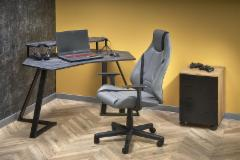 Kompiuterinių žaidimų stalas HALMAR FORKS Darbo stalai