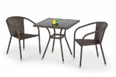 Balkono baldų komplektas Mobil Balkono baldai