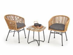 Balkono baldų komplektas Indira Balkono baldai