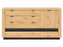 Svetainės komoda Ostia KOM1D4S Chest of drawers for the living room