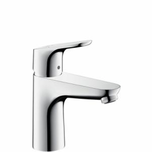 31607000 FOCUS 100, praustuvo maišytuvas su dugno vožtuvu Faucets vanities
