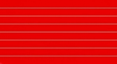 32.7*59.3 D-RED COLOUR, dek. plytelė