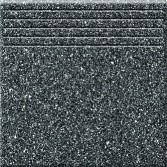 33.3*33.3 ST- TARTAN 5 CZARNY, akmens masės pakopa Akmens masės apdailos plytelės
