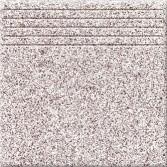 33.3*33.3 ST- TARTAN 8 ROZOWY, akmens masės pakopa