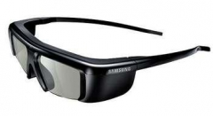 3D akiniai SAMSUNG 3D-GLASSES BATTERY OPERATED 3D, VR brilles