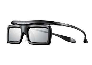 3D akiniai SAMSUNG SSG-3050GB 3D glasses batt type 3D, VR brilles