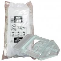 3D apkabos (1 mm) plytelėms 3-12 mm storio, 100 vnt.