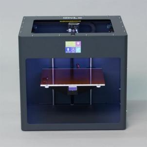 3D spausdintuvas CraftUniqu, CRAFTBOT 2 + 10 gijų Devil design PLA 1,75 1kg 3D printers