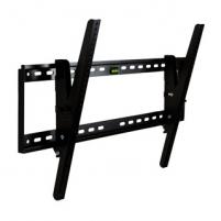 4World LCD/PDP sieninis laikiklis 30-54, palenkimas 15° TV svoris iki 60kg BLK TV stovai, laikikliai